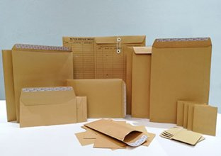 Nafiss Brown Envelopes All Sizes